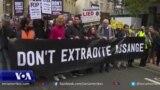 Britani, gjykata nis shqyrtimin e kërkesës për ekstradimin e themeluesit të Wikileaks