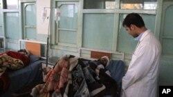 اصابت هاوان دریک خانه مسکونی در ولسوالی زنه خان غزنی ۱۱ زخمی برجا گذاشته است که وضعیت صحی سه تن از مجروحین وخیم خوانده شده است