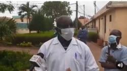 Ebola de retour: entretien avec le gouverneur de l'Équateur