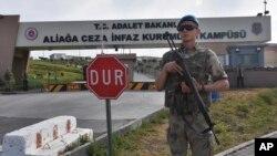 İzmir'deki Aliağa Cezaevi (arşiv)