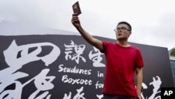 從9月1日香港各級學校開學後,學生被捕比例比暑假期間明顯上升。