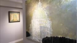 SHBA, Ekspozitë e re në galerinë e artistit shqiptar