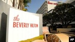 Отель «Беверли Хилтон»