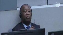 前科特迪瓦領導人在國際刑事法院受審