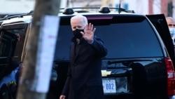 Mayoría de estadounidenses aprueba gestión de Biden según sondeo