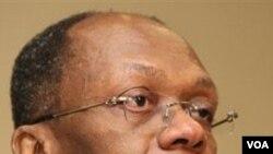 Ansyen prezidan ayisyen an Jean Bertrand Aristide (foto achiv)