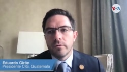 Eduardo Girón presidente Cámara de Industrias de Guatemala (CIG) sobre Nicaragua