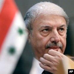 سفیر سوریه در اتحادیۀ عرب