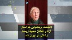 دانشمند بریتانیایی خواستار آزادی فعالان محیط زیست زندانی در ایران شد