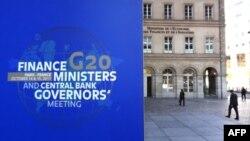 Paris:Takim i ministrave të financave të G-20