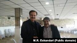 Tahir Kamalizadeh & Salih Muslim