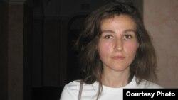 Выпускница ЕУСПб Кристина Танис