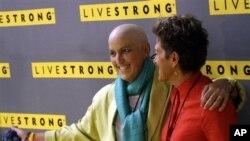 Lembaga amal bagi penderita kanker yang didirikan oleh Lance Armstrong secara resmi akan disebut dengan nama Livestrong Foundation (foto: Dok).
