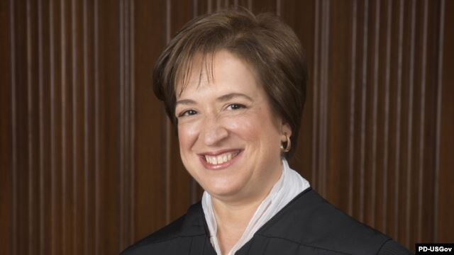 """""""This is a long process. It's a process that in no country is over. We can all improve,"""" says U.S. Supreme Court Justice Elena Kagan."""