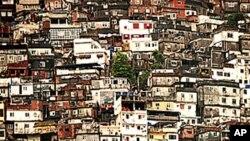 Favela, Brasil