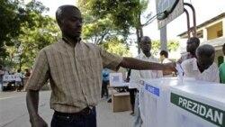 برگزاری انتخابات در هائیتی