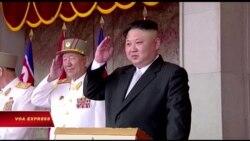 Trump hoan nghênh thế giới đối đầu với Bắc Hàn