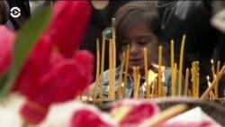 В Грузии вспоминают жертв трагедии 9 апреля 1989 года