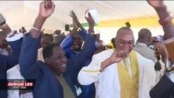 Rais wa Mali, Ibrahim Boubacar Keita, amechaguliwa kwa mhula wa pili wa miaka mitano