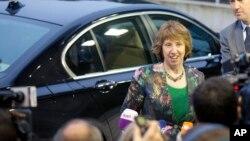 Visoka predstavnica EU za spoljnu politiku Ketrin Ešton