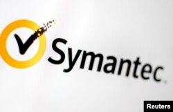 FILE - Symantec logo.