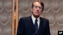 Menlu Italia Giulio Terzi memilih mengundurkan diri dari jabatannya hari Selasa 26/3 (foto: dok).