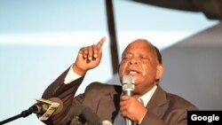Mwenyekiti wa chama cha NLD