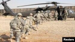 جمهور رئیس ټرمپ د جون په میاشت کې افغانستان ته د امریکایي سرتیرو د شمیر د ټاکلو صلاحیت د دفاع وزیر ته ورکړ
