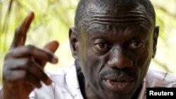 Madugun adawan Uganda Kizza Besigye tun bayan da aka gama zaben watan jiya an kamashi sau tara yanzu