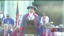 231 рік виповнився цьому традиційному параду до Дня Незалежності США. Відео