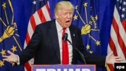 川普在印第安納州初選獲勝