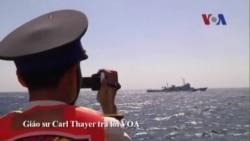 GS Thayer: Trung Quốc có thể thiết lập một khu phòng không trên Biển Đông