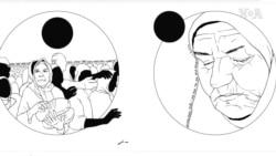 Ilustrovane ispovesti žrtava iz Srebrenice