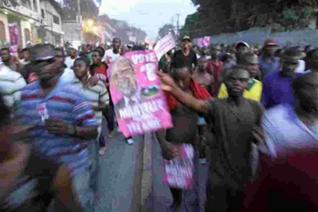 Haití: unas elecciones con problemas