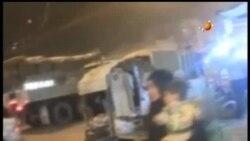 2013-10-06 美國之音視頻新聞: 伊拉克又發生爆炸,60多人死