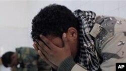 عکس العمل لیبیا در مورد پیشنهاد صلح