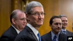 蘋果公司首席執行官蒂姆庫克