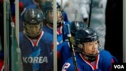 ორი კორეის გაერთიანებული ნაკრები ქალთა ჰოკეიში