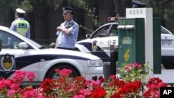 中國政府視和諧為頭等大事