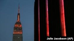 Զենքի միջոցով բռնություններին վերջ դնելու համար ԱՄՆ-ը նարնջագույն է հագնում