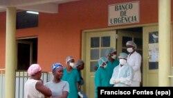 Hospital de Uíge sem mãos para enfrentar demanda