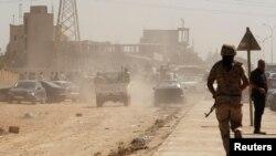 لیبیا کے شہر بن غازی کا ایک منظر (فائل)