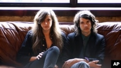 Victoria LeGrand and Alex Scally of Beach House
