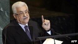 Обращение Махмуда Аббаса в ООН с запросом о предоставлении автономии статуса государства. 23 сентября 2011 год