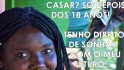 Moçambique na luta contra casamentos prematuros