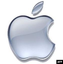 """Tishlangan olma - """"Apple"""" kompaniyasi timsoli. """"Apple"""" inglizchada """"olma"""" degani."""