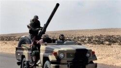 ادامه حملات هوایی دولت لیبی به قرارگاه های شورشیان