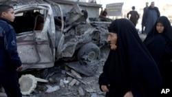 داعش مواد مورد نیاز بم های دست ساخت را از شرکت های به دست میاورد که فعالیت آنان قانونی است.