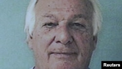 Douglas Arthur Harmon es el sospechoso de causar la balacera. La foto fue distribuida por la policía de Phoenix.
