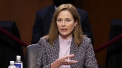 US Senate Kicks Off Sprint to Confirm Barrett Before Election Day